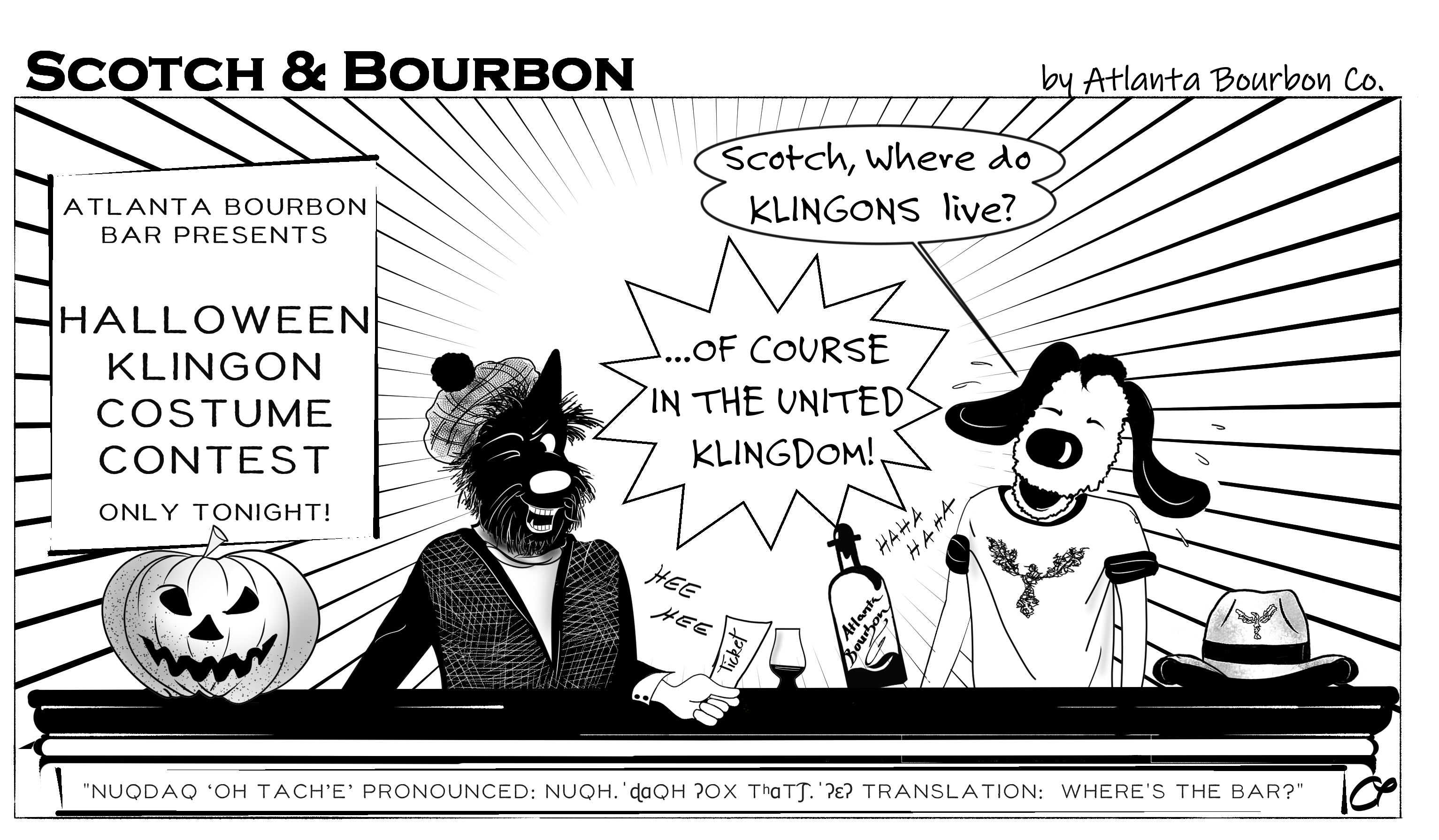 Scotch_Bourbon_Cartoon_UnitedKlingdom_Halloween